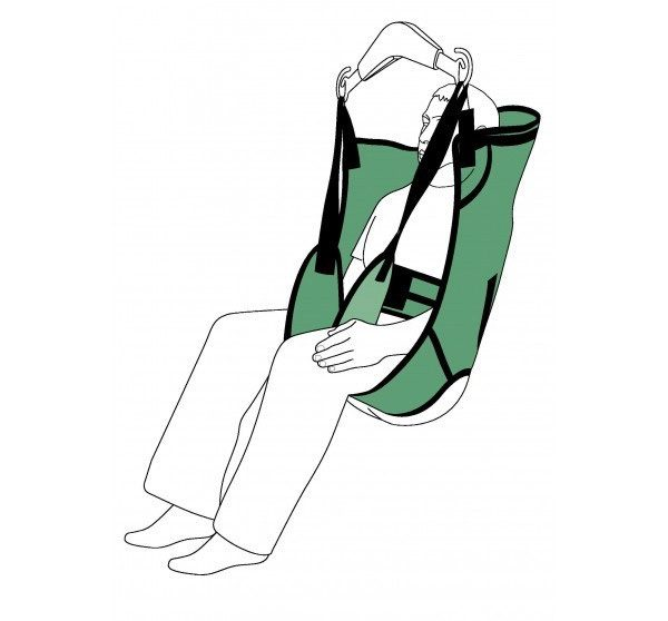 Care Head Support Sling