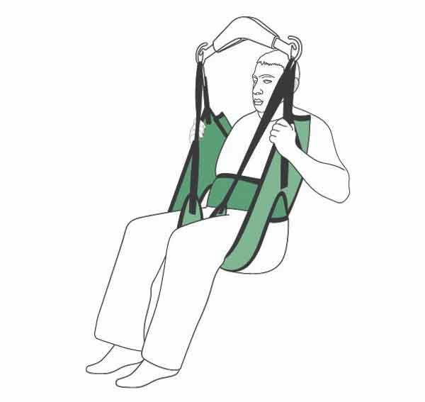 Care Toileting Sling
