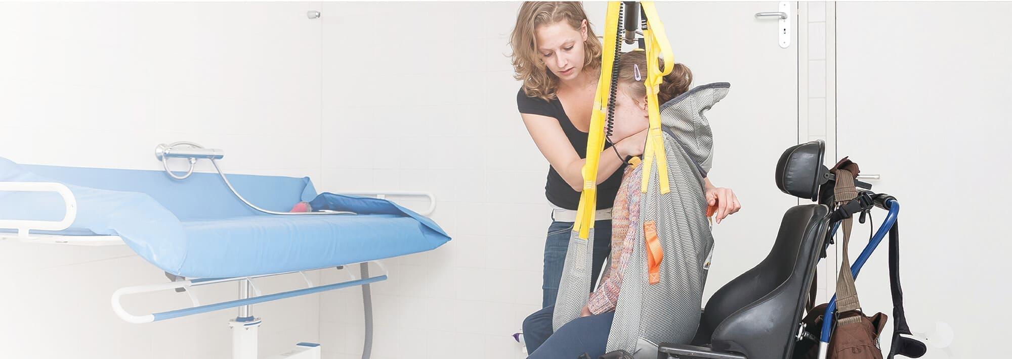 Ceiling Hoists - CHS Healthcare